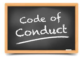 Code of Conduct 2017-2018