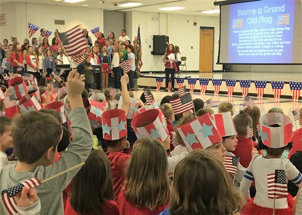 MTE Students Learn about Bravery and Gratitude