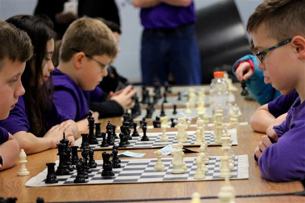 Chess Club Hosts Regional Tournament