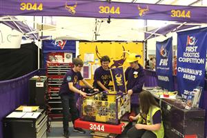 Regional Robot Rumble Returns to Ballston Spa