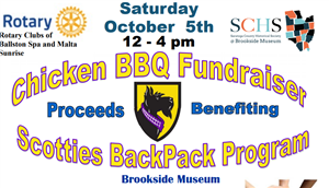 BBQ Fundraiser Benefiting the Scotties BackPack Program
