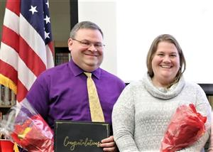 VFW Teacher of the Year Awards