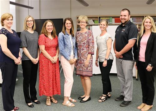 The Ballston Spa Education Foundation (BSEF) recently presented over $15,000 in Spring 2019 grant awards to educators in the