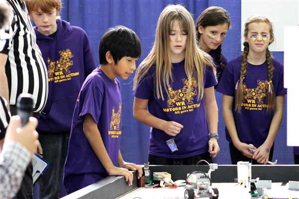 The BSEF provides the resources for the Robotics initiative in Ballston ...