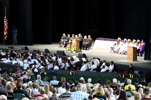 BSHS Graduation at SPAC in June 2018