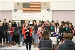 Music Department Receives National Recognition