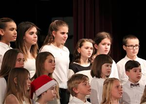 BSMS Winter Concert Performance -  6th Grade Choir