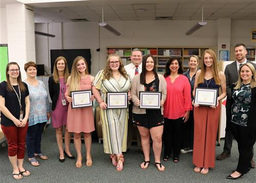 Ballston Spa Students Receive Scholarships from the BSTA