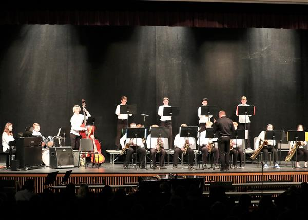 Music Program Receives Recognition