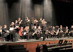 Ballston Spa High School Jazz Band presents the 2019 Winter Concert