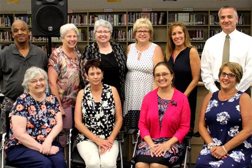 Congratulates to our Retirees