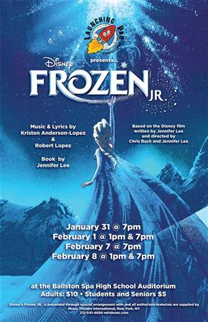 Launching Pad Presents Frozen Jr.