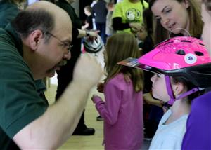 Health Expo 2019 - Bike Helmets provided by CES