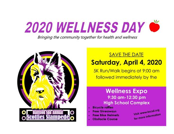 Wellness Expo 2020 & Scotties 5K