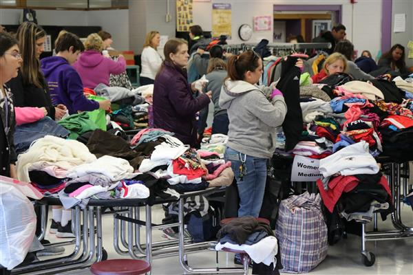 Scottie's Closet Offers Clothing to Families