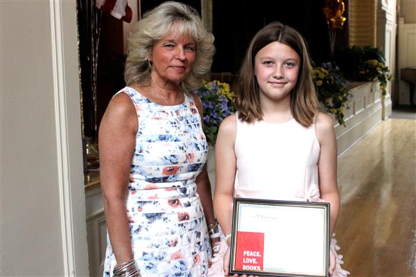 Students Receive Morley Literacy Award