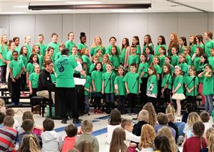 The 2019 Milton Melodies Choir Winter Concert