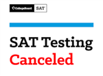SEPTEMBER SAT CANCELLED