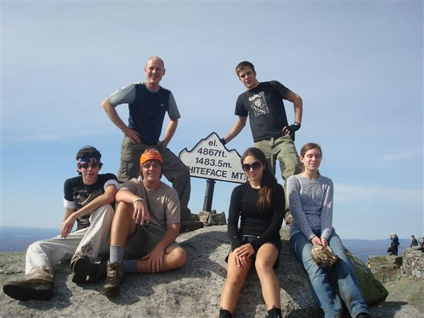 Whiteface Mtn - Founding Club Members
