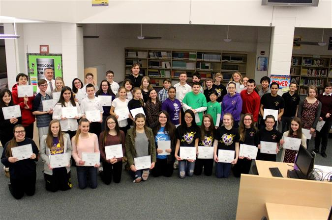 Music Students receive BOE Recognition ...